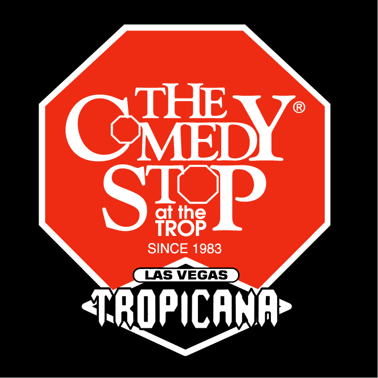 free vector The comedy stop at the trop