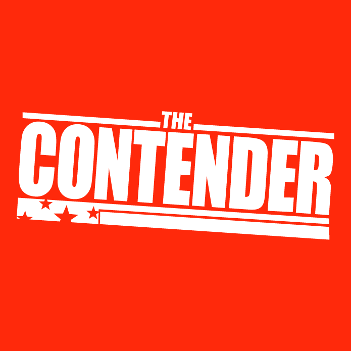 free vector The contender