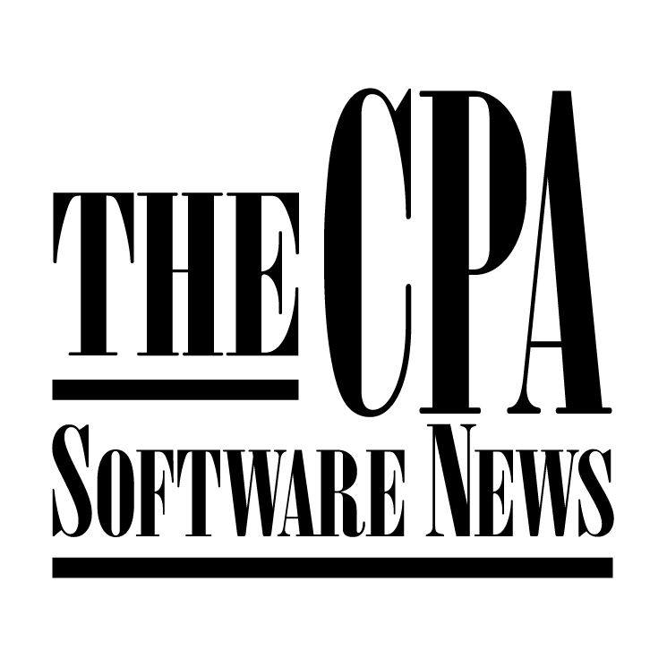 The Cpa Software News Free Vector 4vector