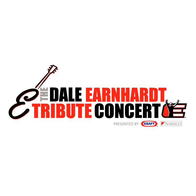 free vector The dale earnhardt tribute concert