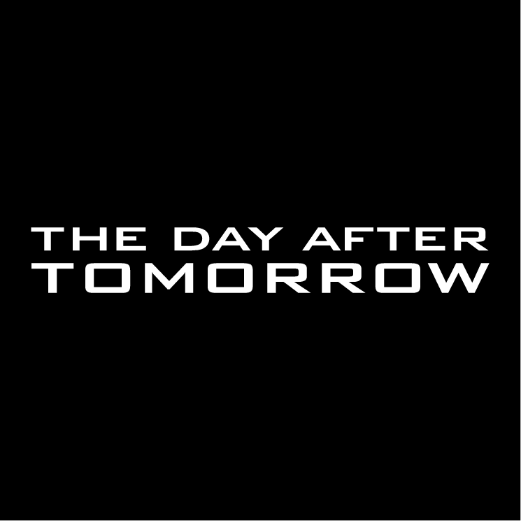 free vector The day after tomorrow