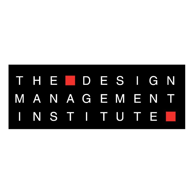 free vector The design management institute