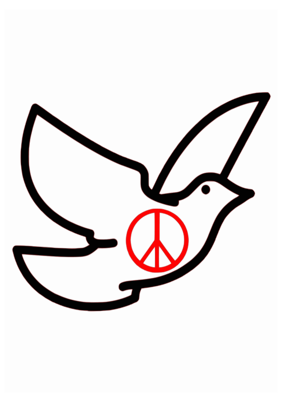 free vector The Dove