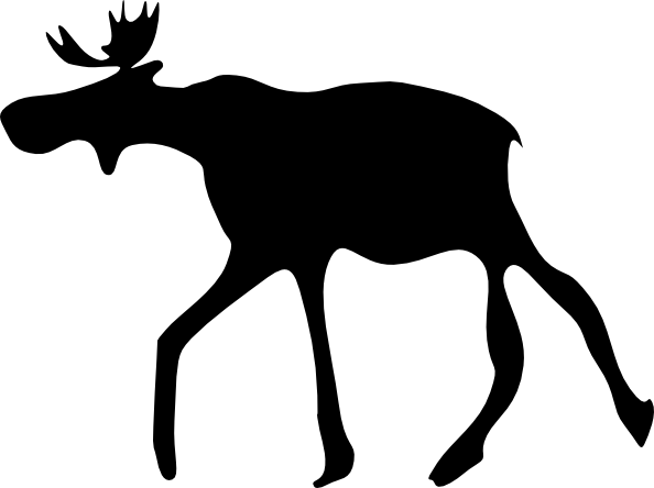 free vector The Elk clip art