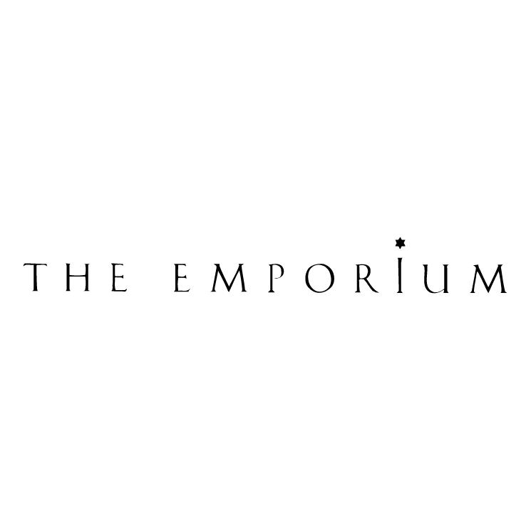 free vector The emporium