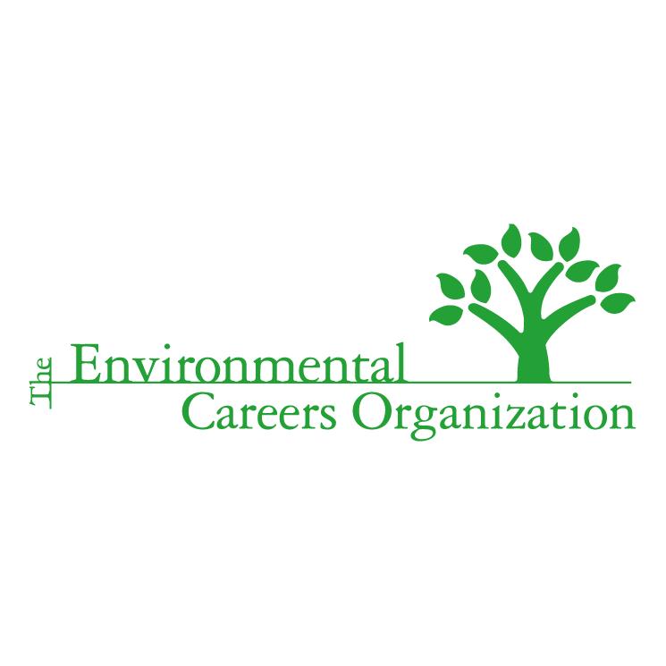 free vector The environmental careers organization
