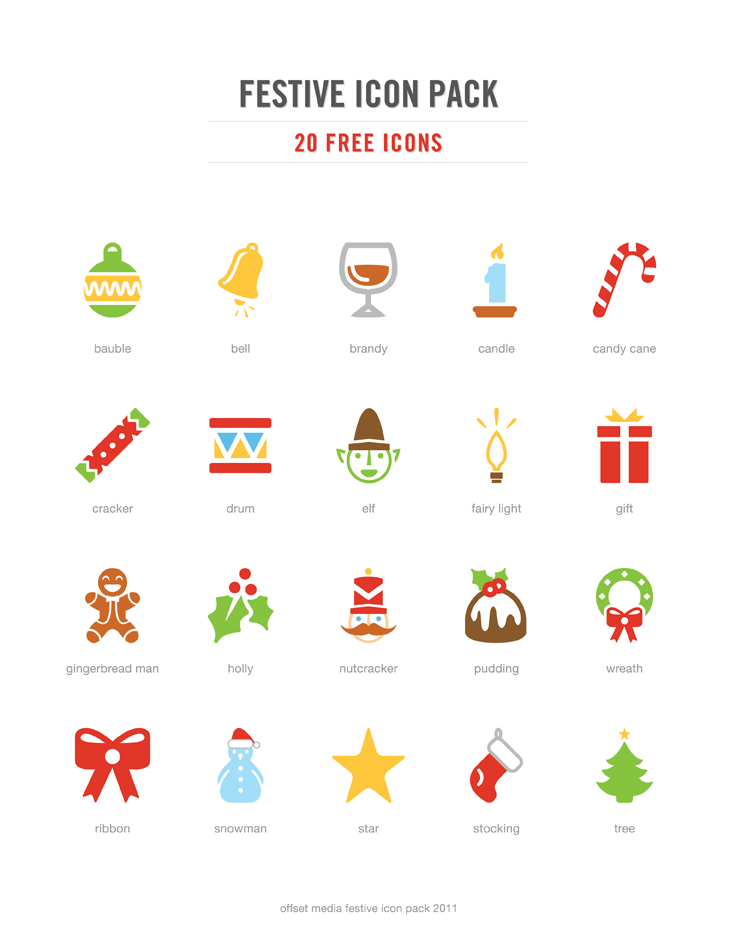 free vector The exquisite christmas vector