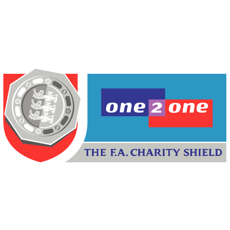 free vector The fa charity shield