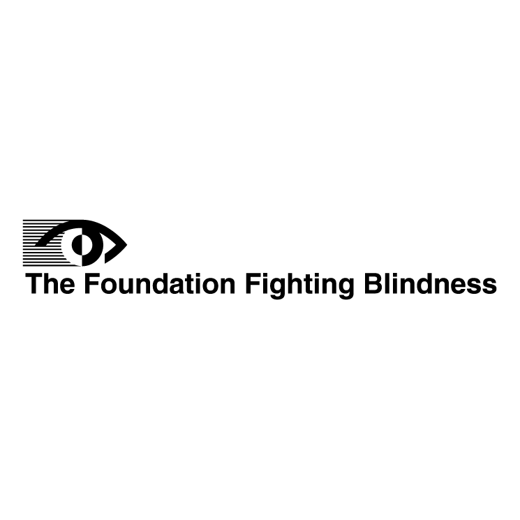 free vector The foundation fighting blindness
