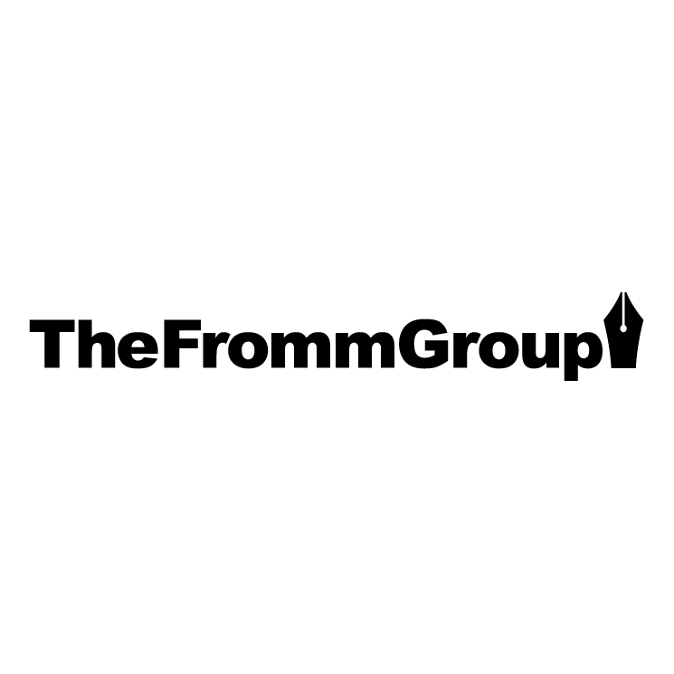 free vector The fromm group