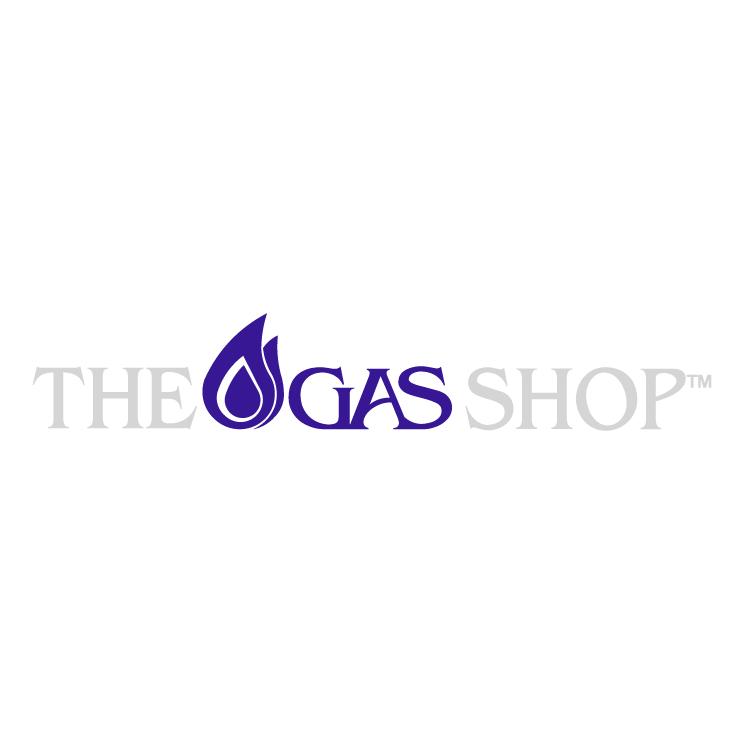 free vector The gas shop