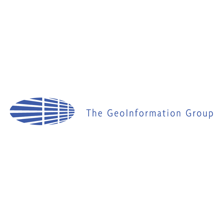 free vector The geoinformation group