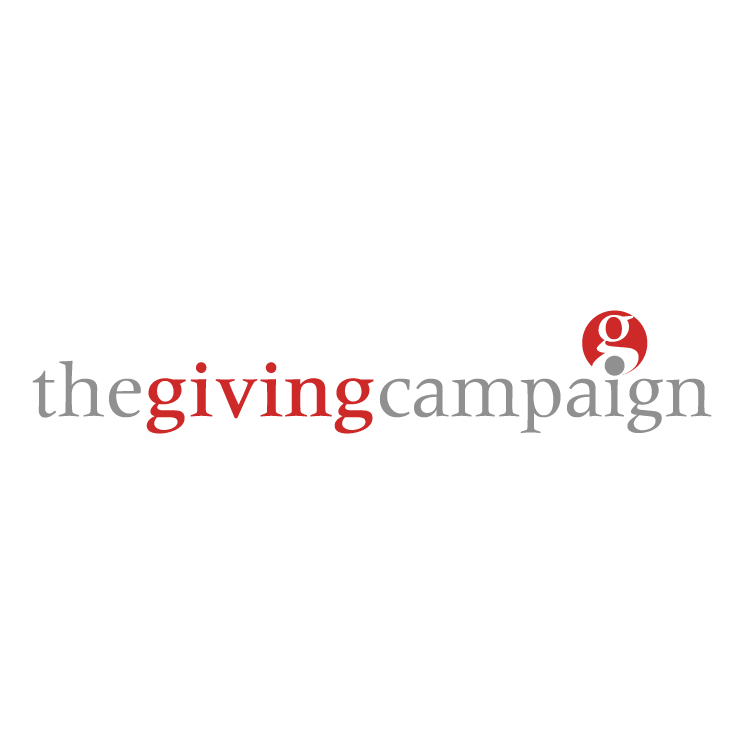free vector The giving campaign