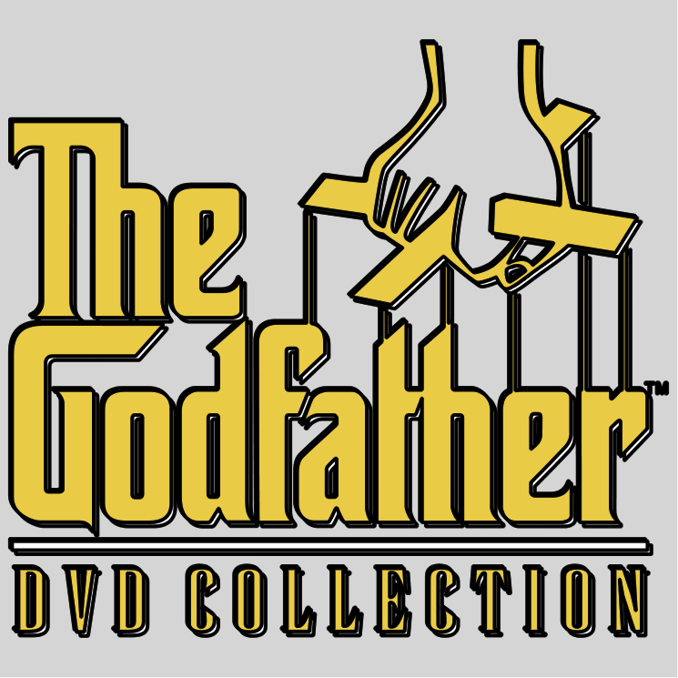 free vector The godfather dvd collection