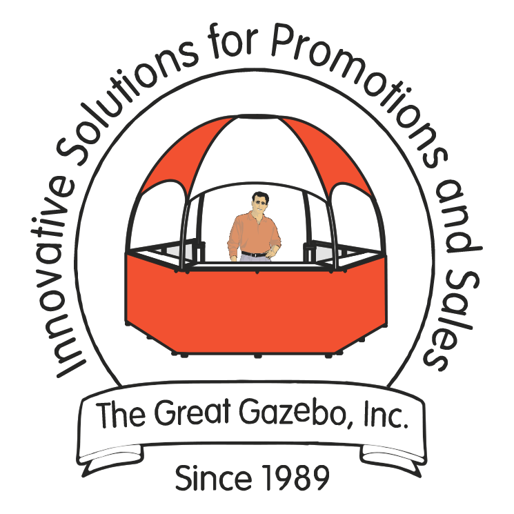 free vector The great gazebo