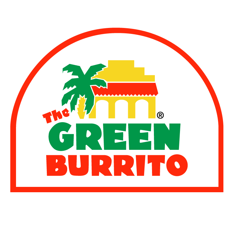 free vector The green burrito 0