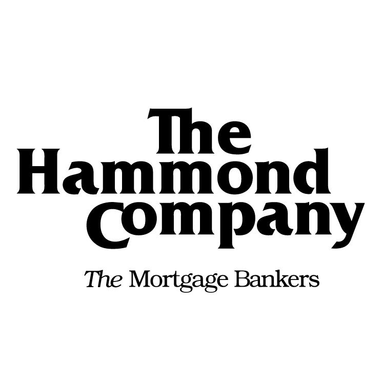 free vector The hammond company