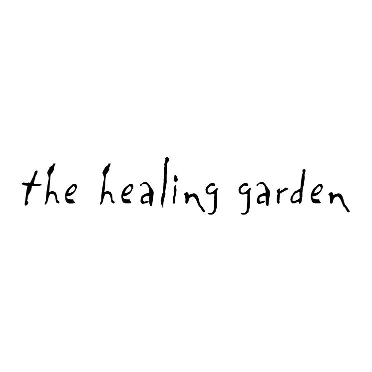free vector The healing garden