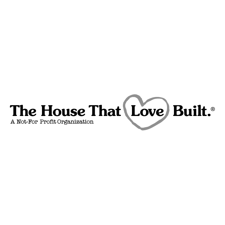 free vector The house that love built