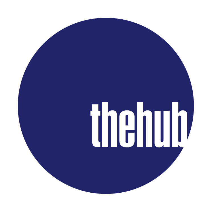 free vector The hub communications group