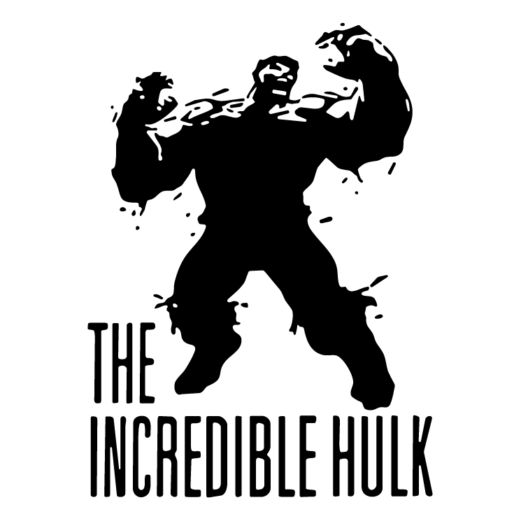 the incredible hulk free vector 4vector