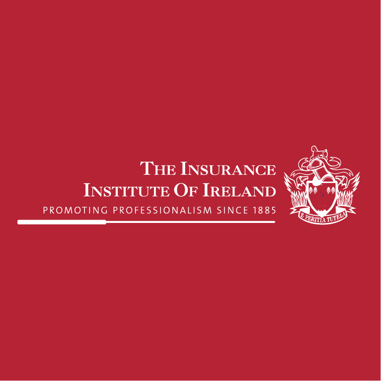 free vector The insurance institute of ireland 0