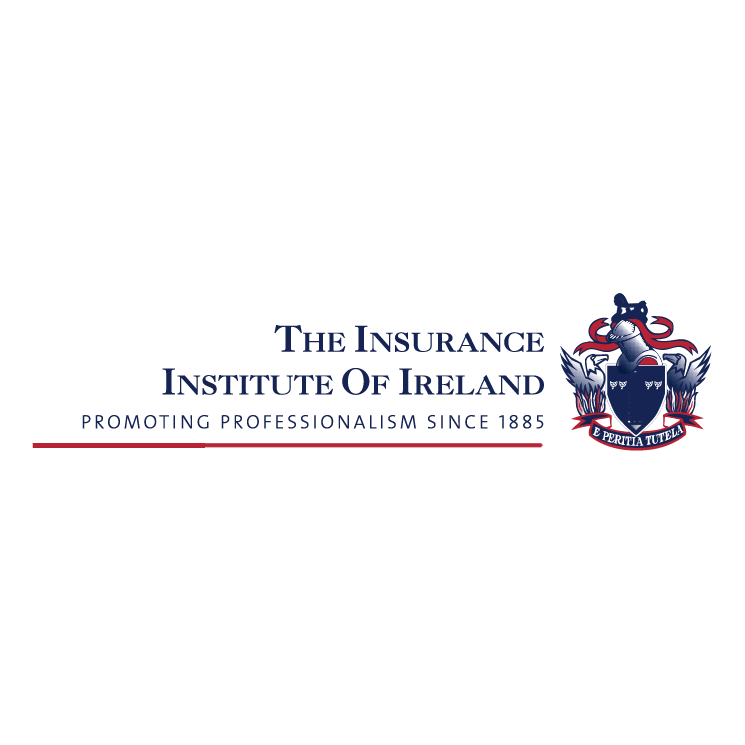 free vector The insurance institute of ireland