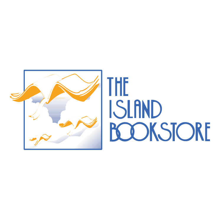 free vector The island bookstore