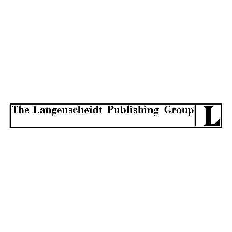 free vector The langenscheidt publishing group