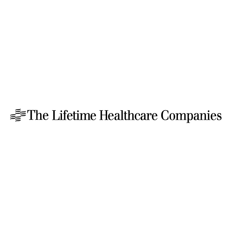 free vector The lifetime healthcare companies