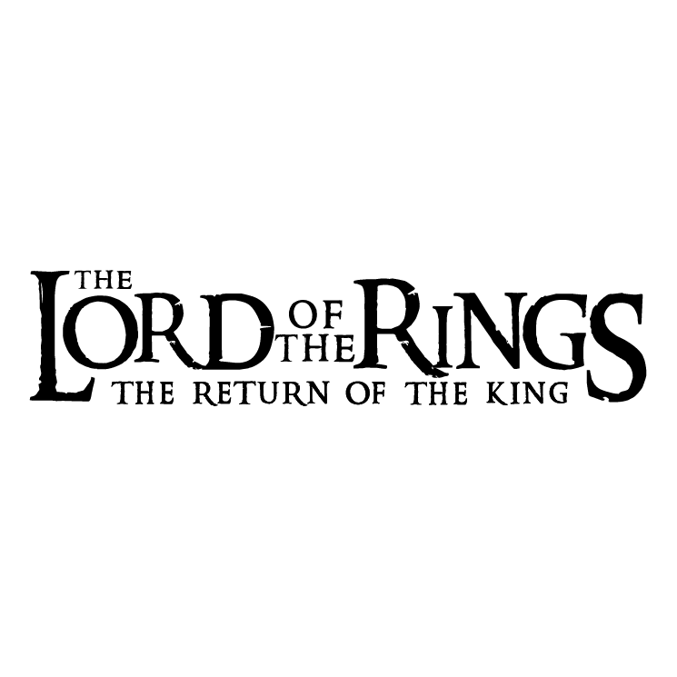 free vector The lord of the rings 1