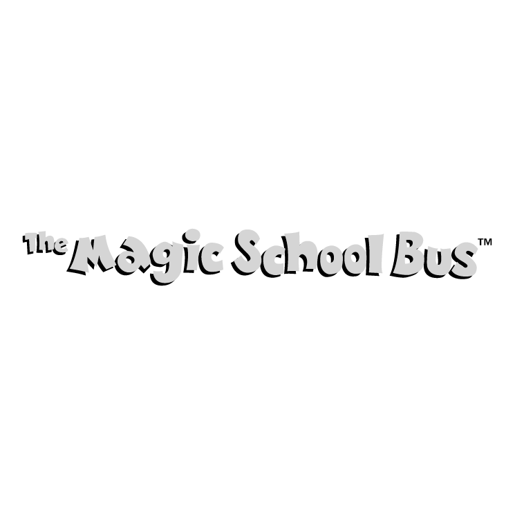 free vector The magic school bus