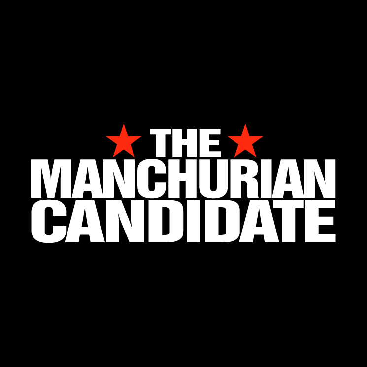 free vector The manchurian candidate
