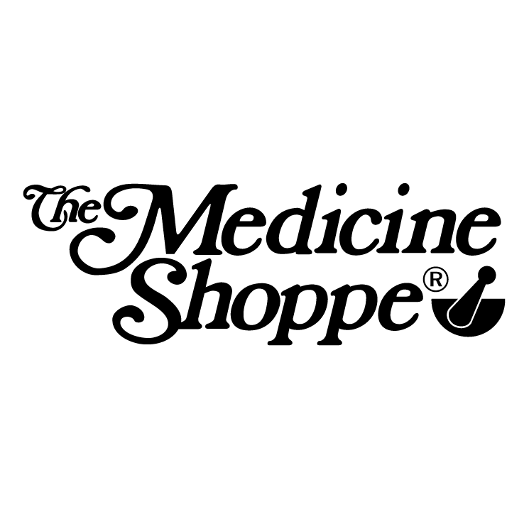 free vector The medicine shoppe