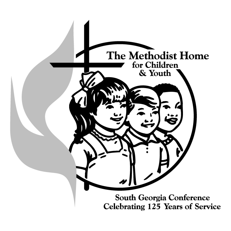 free vector The methodist home for children youth