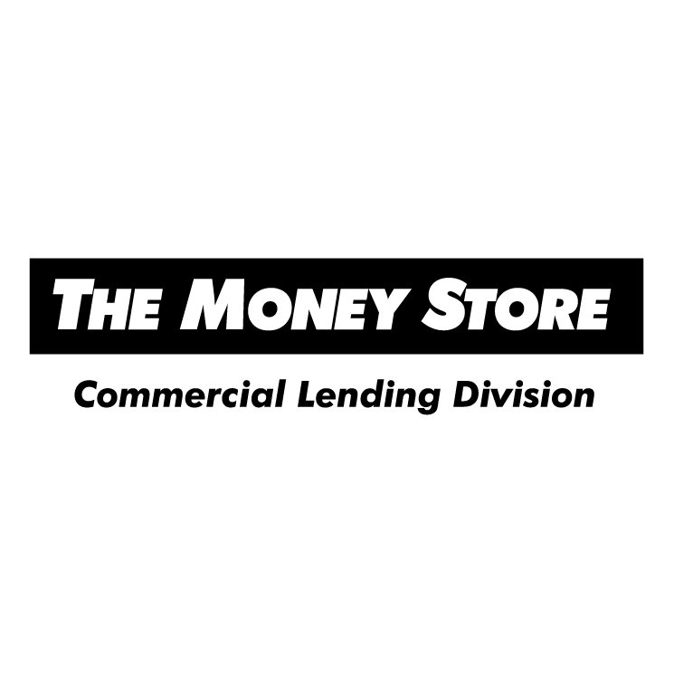free vector The money store 0
