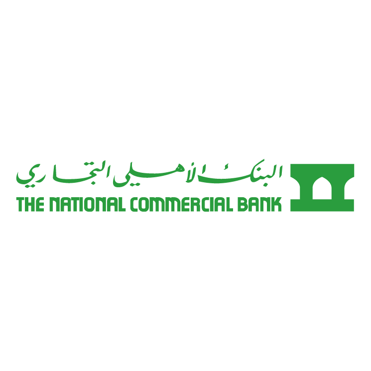 free vector The national commercial bank
