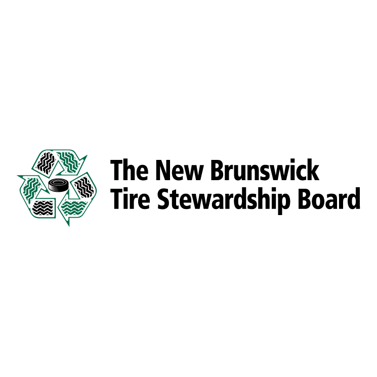 free vector The new brunswick tire stewardship board