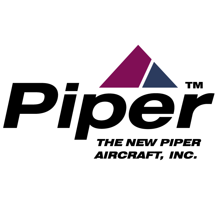 free vector The new piper aircraft