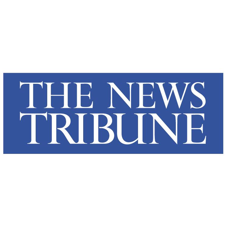 free vector The news tribune
