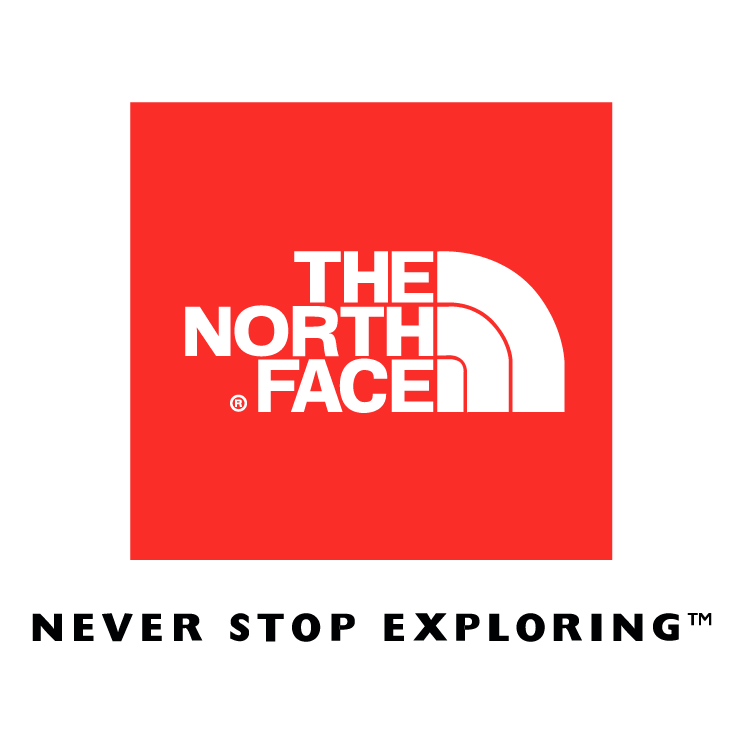free vector The north face 0
