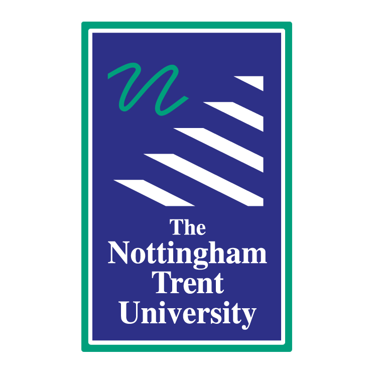 free vector The nottingham trent university
