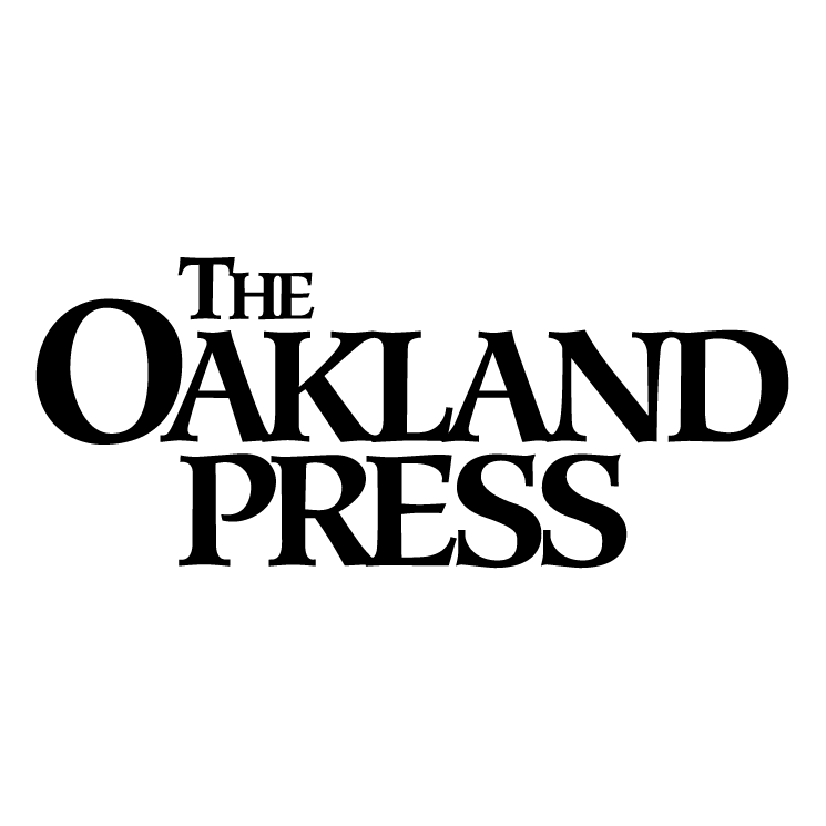free vector The oakland press
