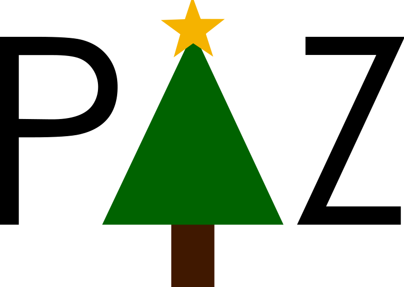 free vector The peace of Christmas 2
