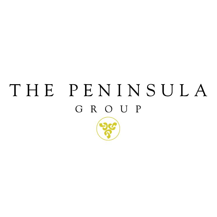 free vector The peninsula group