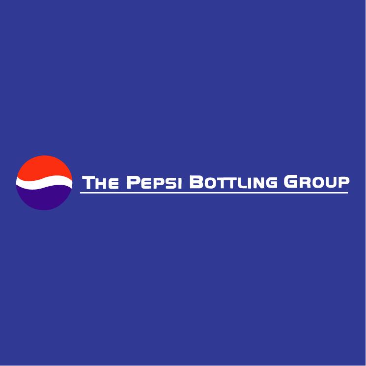 free vector The pepsi bottling group