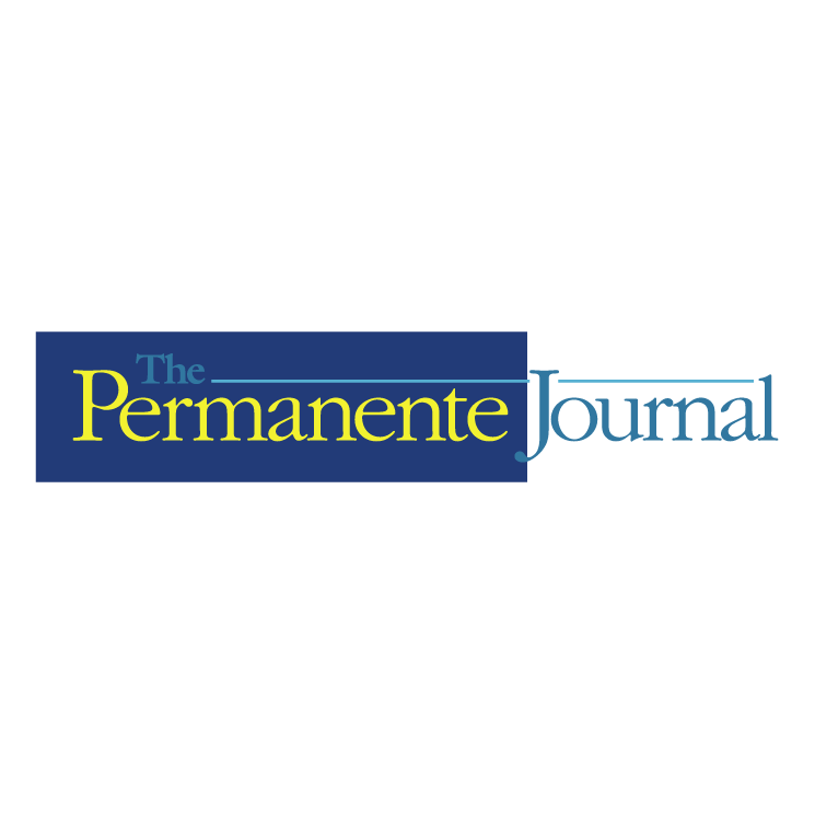 free vector The permanente journal
