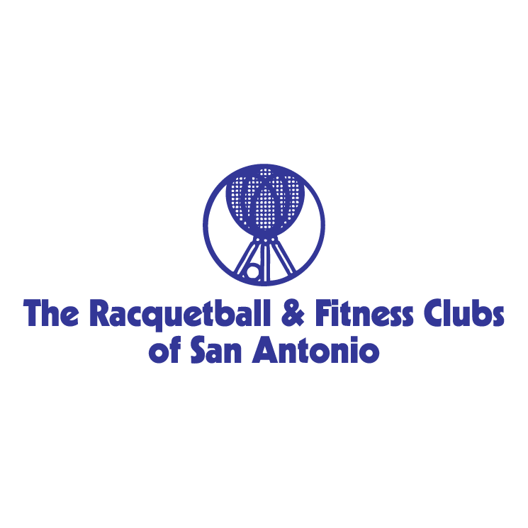 free vector The racquetball fitness clubs of san antonio
