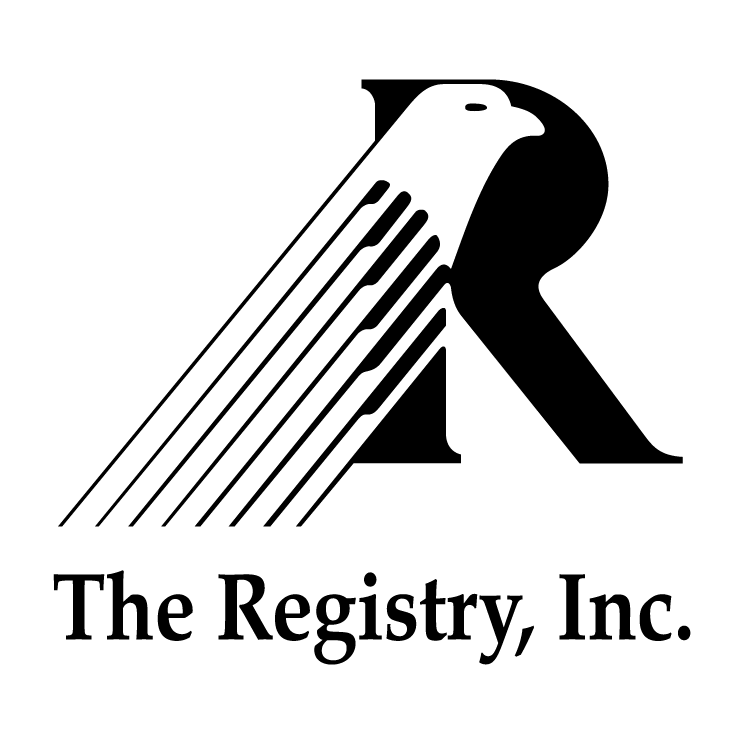 free vector The registry