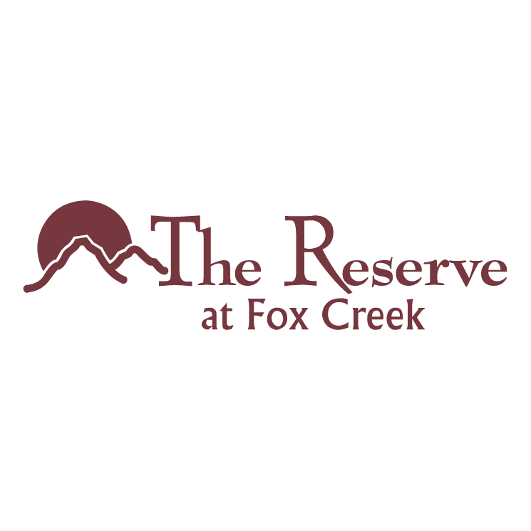 free vector The reserve at fox creek